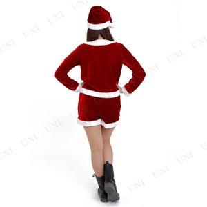 【クリスマスコスプレ 衣装】Patymo ボーイッシュサンタ h03