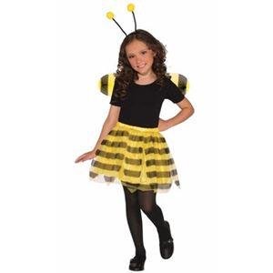 【コスプレ】CHLD BUMBLE BEE SASSY TUTU SET 子供用 - 拡大画像