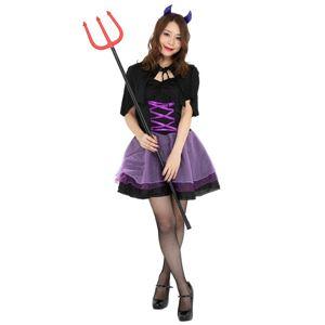 【コスプレ】CLUB QUEEN Purple Devil(パープルデビル)