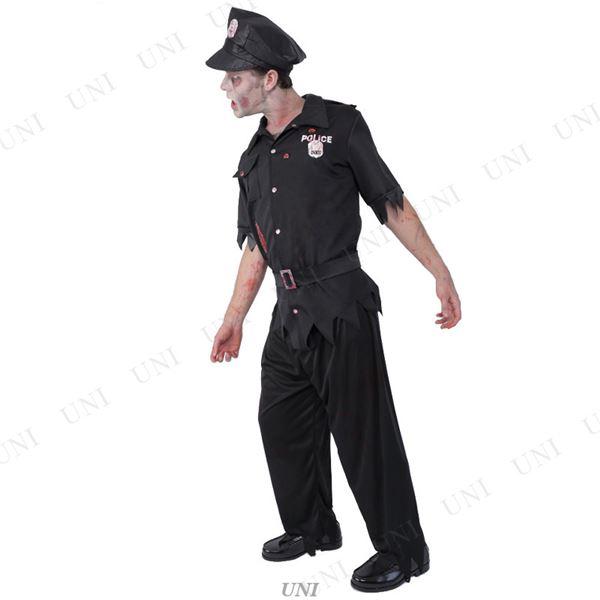 【ホラー衣装】Zombie Police ゾンビポリス