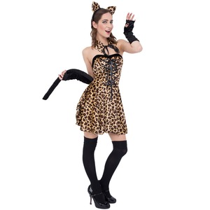 【コスプレ】CLUB QUEEN Cutie Leopard(キューティーレオパード) - 拡大画像