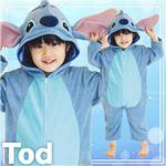 ディズニーコスプレ/コスプレ衣装 【Baby Stitch Tod スティッチ】 子供用 〔ハロウィン イベント〕