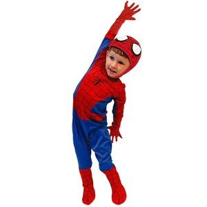 【コスプレ】802943T Kids Spiderman - Tod (スパイダーマン 子供用) - 拡大画像