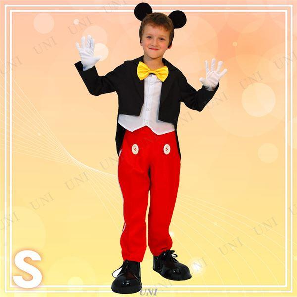 【ディズニーコスプレ】Child Mickey ミッキーマウス 子供用Sサイズ