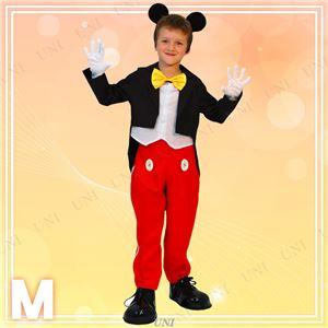ディズニーコスプレ/コスプレ衣装 【Child Mickey M ミッキーマウス】 子供用 〔ハロウィン イベント〕の写真1