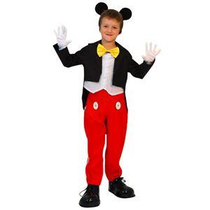【コスプレ】802548L Child Mickey - L (ミッキーマウス 子供用) - 拡大画像