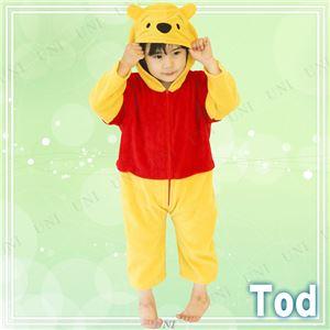 ディズニーコスプレ/コスプレ衣装 【Baby Pooh Tod プーさん】 子供用 〔ハロウィン イベント〕の写真1