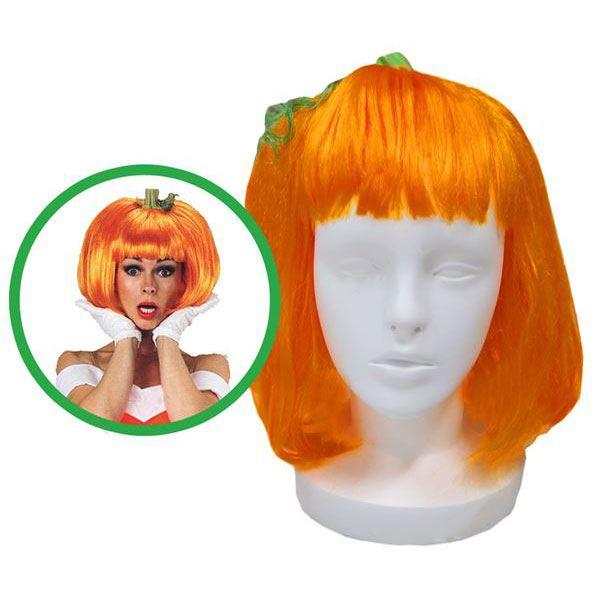 【ハロウィンコスプレ】Pumpkin Wig パンプキンウィッグ