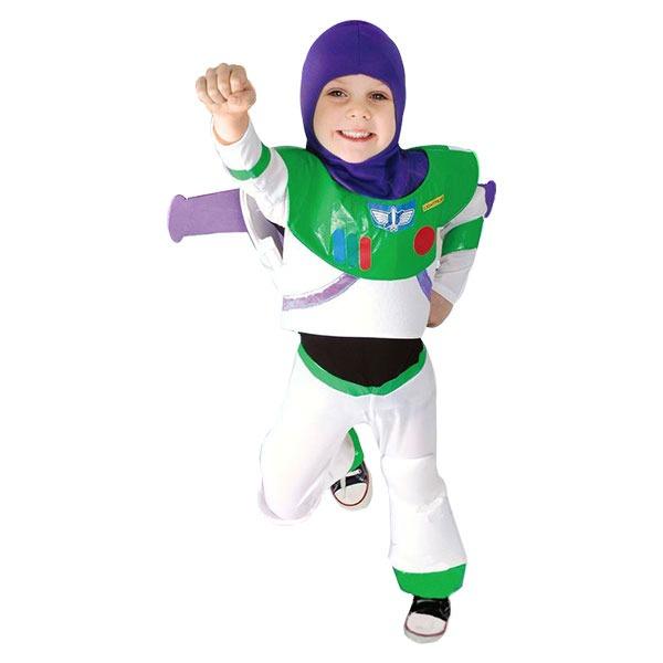 【ディズニー仮装】Child Buzz Lightyear バズライトイヤー 子供用 Mサイズ