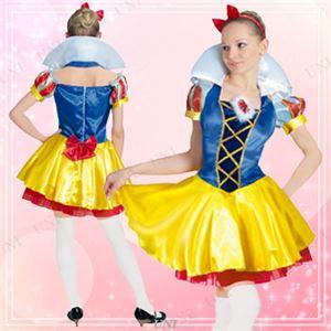 【コスプレ】802065 Adult DX Snow White 白雪姫 大人用 - 拡大画像