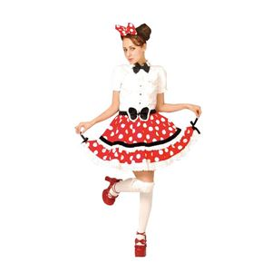 【コスプレ】95144 Gothic Costume Tutu Set Minnie ゴシックチュチュセット ミニー - 拡大画像