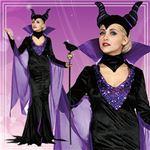 【コスプレ】95320 Adult DX Maleficent マレフィセント 大人用