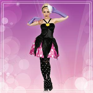 【コスプレ】95318 Costume Adult Ursula 魔女アースラ 大人用 - 拡大画像