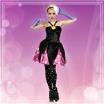 【コスプレ】95318 Costume Adult Ursula 魔女アースラ 大人用