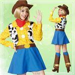 【コスプレ】95309 Adult Woody For Woman ウッディ 女性用