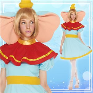 【コスプレ】95627 Adult Dumbo ダンボ 大人用 - 拡大画像