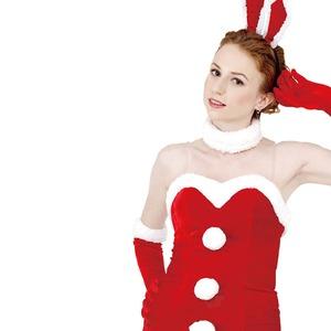 【クリスマスコスプレ 衣装】CLUB QUEEN Pop Bunny Santa(ポップバニーサンタ)