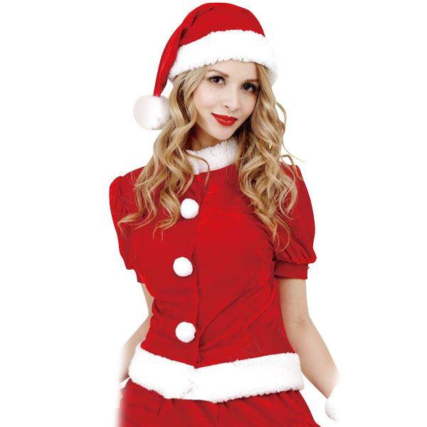 ポップグローブサンタ(CLUB QUEEN Pop Glove Santa)