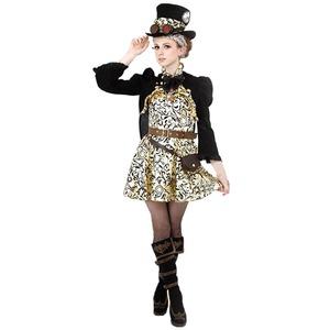 【コスプレ】STEAMPUNK Odd Hatter(オッドハッター)