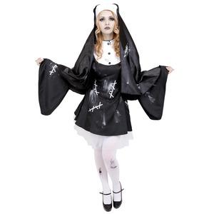 コスプレ衣装/コスチューム【CrazySailorGirlクレイジーセーラーガール】ワンピース『DEathofDoll』〔ハロウィン〕