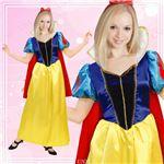ディズニーコスプレ/コスプレ衣装 【Adult Snow White 白雪姫】 大人用 〔ハロウィン イベント〕 の画像