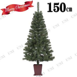 カナディアンツリー 四角ポット付 150cm TR374