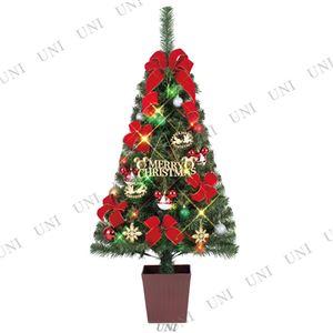 ディズニーセットツリークリスマスシーン 120cm CD595