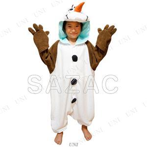 【コスプレ】 フリースオラフ着ぐるみ  子供用130cm