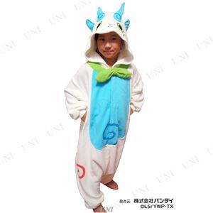 【コスプレ】 妖怪ウォッチ フリースコマさん着ぐるみ  子供用110cm