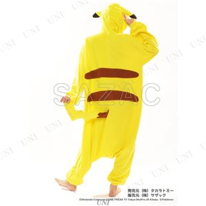 【コスプレ】 ピカチュウパイル着ぐるみ