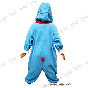 【コスプレ】 フリース着ぐるみ ドラえもん 子供用110cm