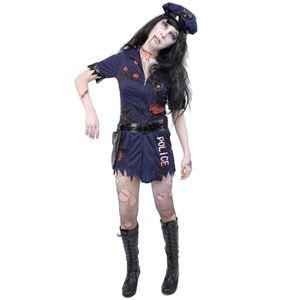 【コスプレ】ZOMBIE COLLECTION Zombie Police Girl(ゾンビポリスガール)