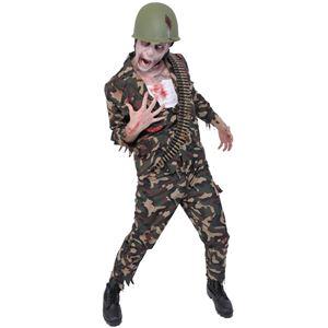 【コスプレ】ZOMBIE COLLECTION Zombie soldier(ゾンビソルジャー)