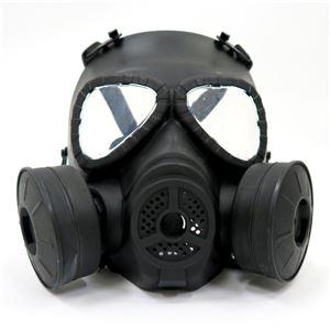 【コスプレ】Uniton ガスマスク(ブラック)