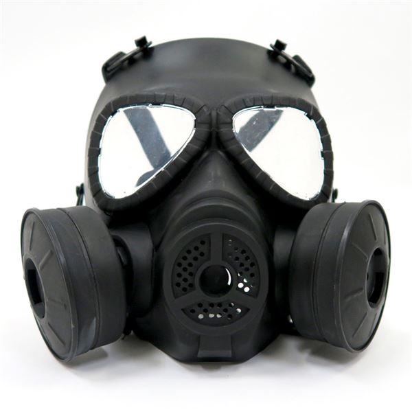 コスプレUniton ガスマスク(ブラック)