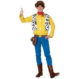 【コスプレ】 RUBIE'S(ルービーズ)DISNEY(ディズニー) トイ・ストーリー Adult Woody(ウッディ) - 拡大画像