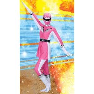 コスプレ 爆笑戦隊パーティーレンジャーウイング(ピンク)