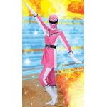 【コスプレ】 コスプレ 爆笑戦隊パーティーレンジャーウイング(ピンク)