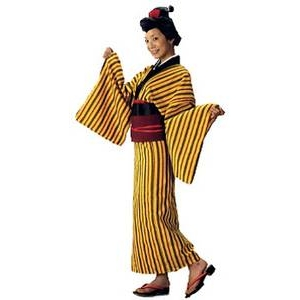 【コスプレ】下町の看板娘 お糸ちゃん - 拡大画像