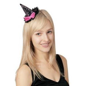 【コスプレ】 RUBIE'S (ルービーズ) 802950 Sparkle Hat hair Clip - 拡大画像