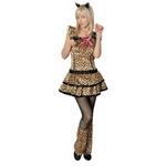 【コスプレ】 RUBIE'S (ルービーズ) Cutie Leopard(豹柄)