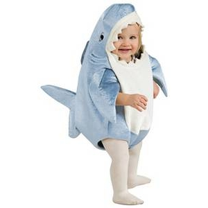 【コスプレ】 RUBIE'S (ルービーズ) Shark 幼児サイズ - 拡大画像