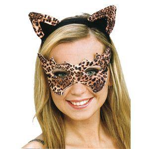 RUBIE'S(ルービーズ) ACCESSORY(アクセサリー) アクセサリ(コスプレ) Leopard Headband Kit(レオパード ヘドバンド キット) - 拡大画像