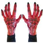 【コスプレ】 RUBIE'S(ルービーズ) ACCESSORY(アクセサリー) 手ぶくろ(コスプレ) Devil Gloves(デビル グローブズ)