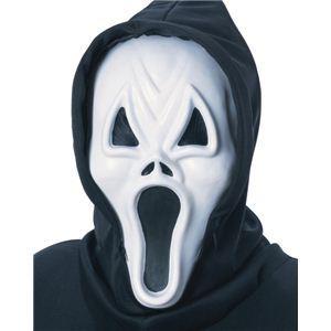 【コスプレ】 RUBIE'S(ルービーズ) ACCESSORY(アクセサリー) マスク(コスプレ) Howling Ghost Mask(ハウリング ゴースト マスク)  - 拡大画像