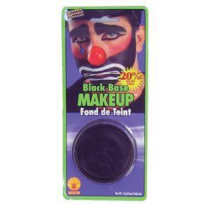 RUBIE'S(ルービーズ) MAKEUP(メイクアップ) コスプレ用メイク用品 Makeup - Black(メイクアップ ブラック) - 拡大画像