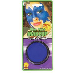 RUBIE'S(ルービーズ) MAKEUP(メイクアップ) コスプレ用メイク用品 Makeup - Blue(メイクアップ ブルー) - 拡大画像