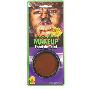 RUBIE'S(ルービーズ) MAKEUP(メイクアップ) コスプレ用メイク用品 Makeup - Brown(メイクアップ ブラウン) - 拡大画像