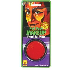 RUBIE'S(ルービーズ) MAKEUP(メイクアップ) コスプレ用メイク用品 Makeup - Red(メイクアップ レッド) - 拡大画像