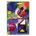 【コスプレ】RUBIE'S(ルービーズ) MAKEUP(メイクアップ) コスプレ用メイク用品 Makeup Clown(メイクアップ クラウン)